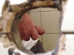 Older big cock glory hole part 1