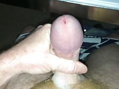 Quick jerk off while watching Xhamster