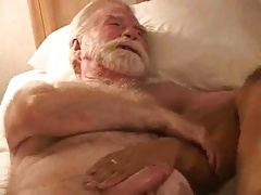 hot mature older guy threesome