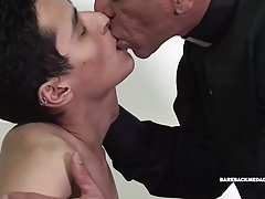 Daddy Horatio Barebacks Young Sonny